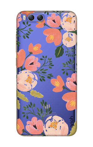 Painted Flora Xiaomi Mi 6 Cases & Covers Online