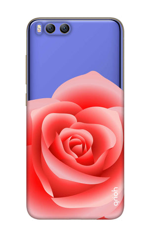 Peach Rose Xiaomi Mi 6 Cases & Covers Online