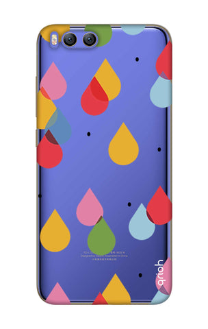Colourful Drops Xiaomi Mi 6 Cases & Covers Online