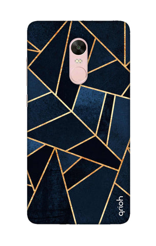 Abstract Navy Xiaomi RedMi Note 4X Cases & Covers Online