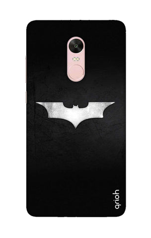 Grunge Dark Knight Xiaomi RedMi Note 4X Cases & Covers Online
