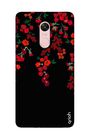 Floral Deco Xiaomi RedMi Note 4X Cases & Covers Online