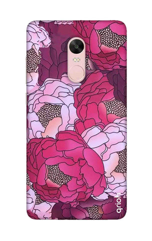 Vector Floral Xiaomi RedMi Note 4X Cases & Covers Online