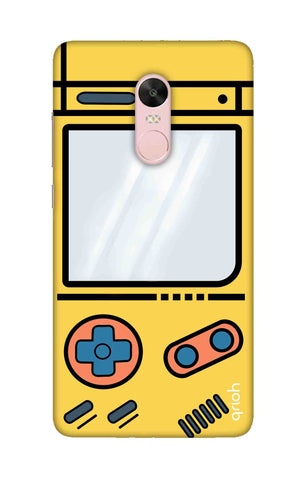 Video Game Xiaomi RedMi Note 4X Cases & Covers Online