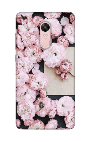 Roses All Over Xiaomi RedMi Note 4X Cases & Covers Online