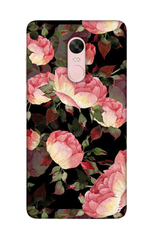 Watercolor Roses Xiaomi RedMi Note 4X Cases & Covers Online
