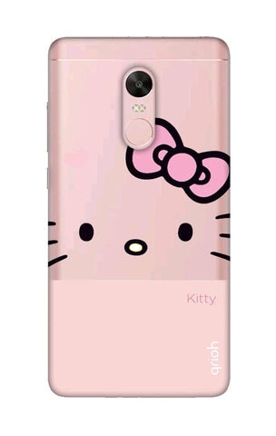 Hello Kitty Xiaomi RedMi Note 4X Cases & Covers Online