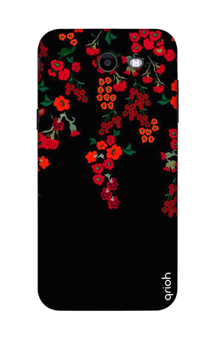 Floral Deco Samsung J7 2017 Cases & Covers Online