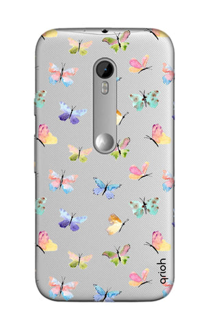 Painted Butterflies Motorola Moto G3 Cases & Covers Online