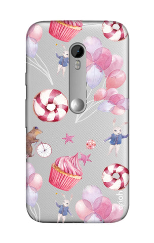 Sweet Tooth Motorola Moto G3 Cases & Covers Online