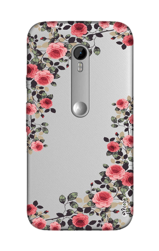 newest e09aa ef731 Floral French Case for Motorola Moto G3