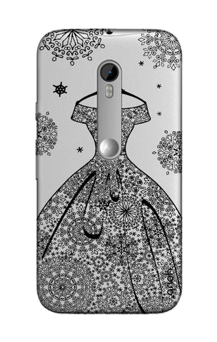 Wedding Gown Motorola Moto G3 Cases & Covers Online