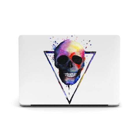 Illuminati Skull Macbook Covers