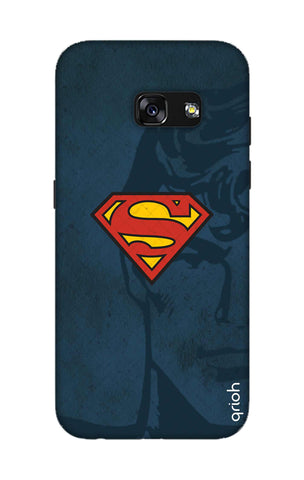 Wild Blue Superman Samsung A3 2017 Cases & Covers Online