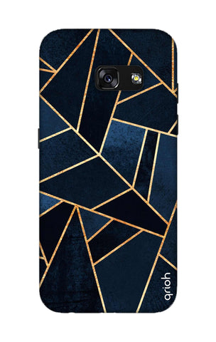 Abstract Navy Samsung A3 2017 Cases & Covers Online