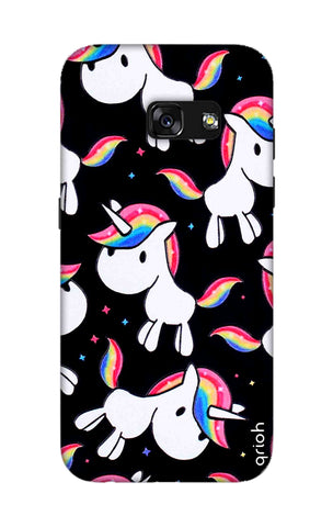 Colourful Unicorn Samsung A3 2017 Cases & Covers Online