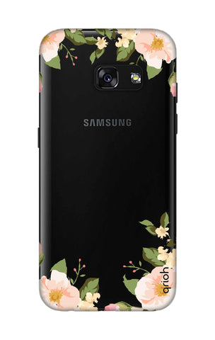 Flower In Corner Samsung A3 2017 Cases & Covers Online