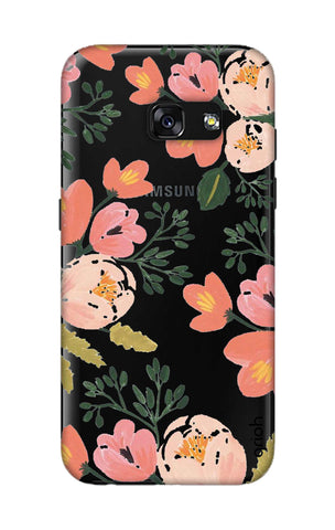 Painted Flora Samsung A3 2017 Cases & Covers Online