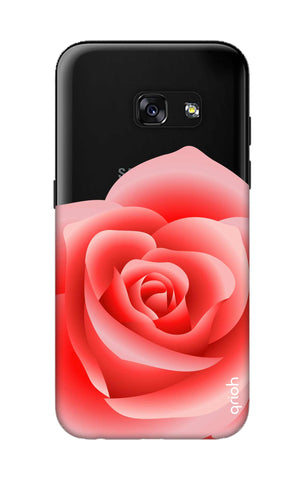 Peach Rose Samsung A3 2017 Cases & Covers Online