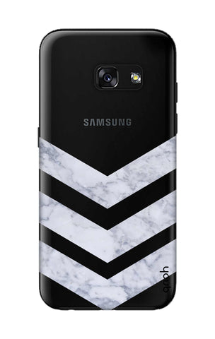 Marble Chevron Samsung A3 2017 Cases & Covers Online