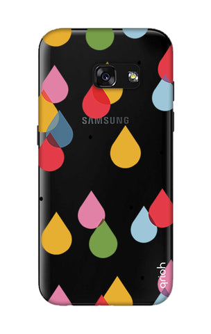 Colourful Drops Samsung A3 2017 Cases & Covers Online