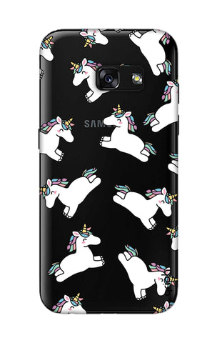 Jumping Unicorns Samsung A3 2017 Cases & Covers Online