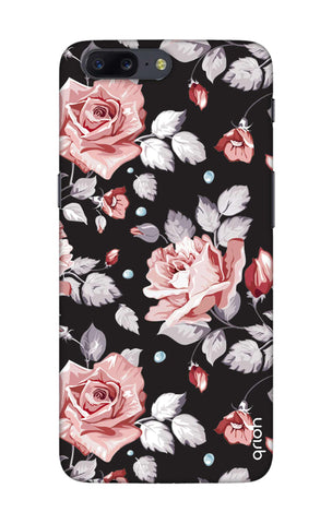 Shabby Chic Floral OnePlus 5 Cases & Covers Online