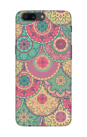 Colorful Mandala OnePlus 5 Cases & Covers Online