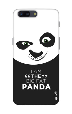 Big Fat Panda OnePlus 5 Cases & Covers Online