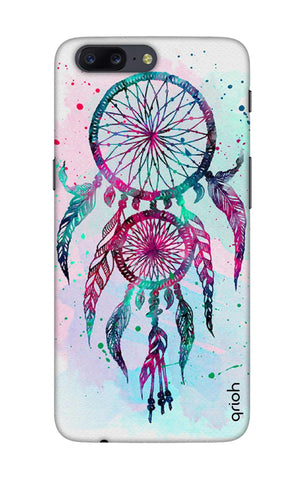 Dreamcatcher Feather OnePlus 5 Cases & Covers Online