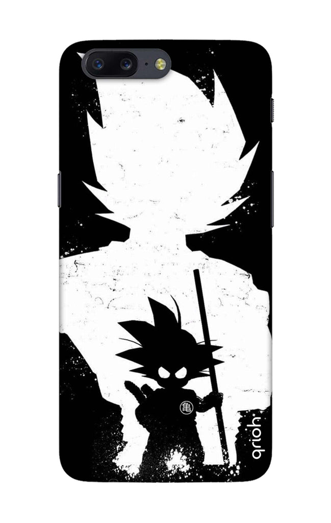 brand new fa9d7 727e5 Goku Unleashed Case for OnePlus 5