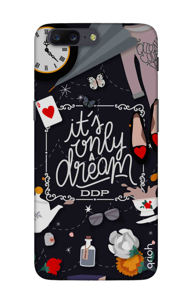 online retailer 54935 46eb0 Only a Dream Case for OnePlus 5