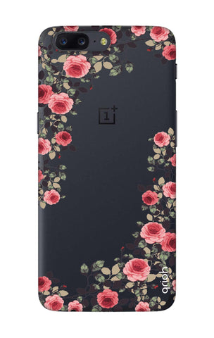 Floral French OnePlus 5 Cases & Covers Online