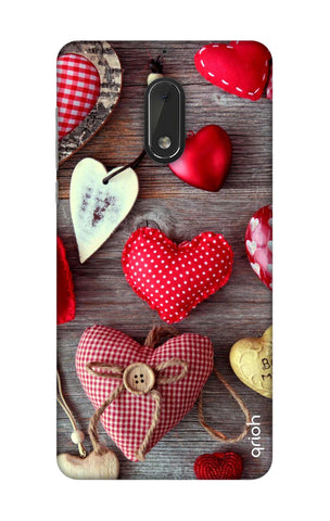 Be Mine Nokia 6 Cases & Covers Online