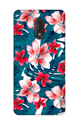 Floral Jungle Nokia 6 Cases & Covers Online