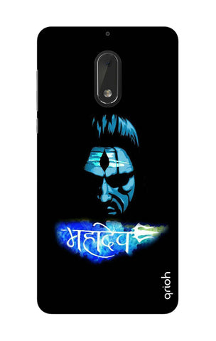Mahadev Nokia 6 Cases & Covers Online