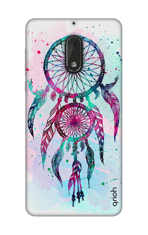 Dreamcatcher Feather Nokia 6 Cases & Covers Online
