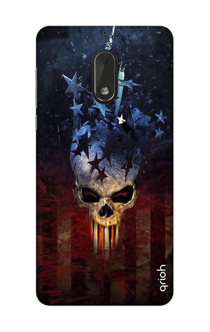 Star Skull Nokia 6 Cases & Covers Online