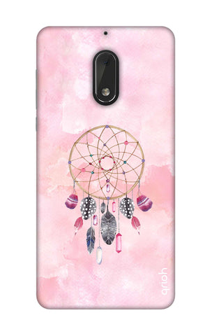 Pink Dreamcatcher Nokia 6 Cases & Covers Online