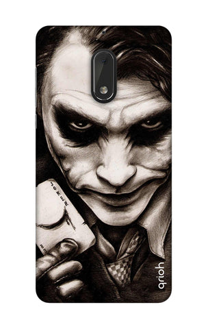 Why So Serious Nokia 6 Cases & Covers Online