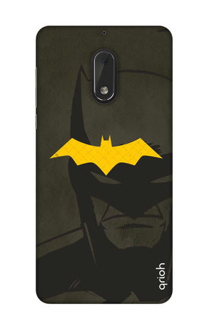 Batman Mystery Nokia 6 Cases & Covers Online