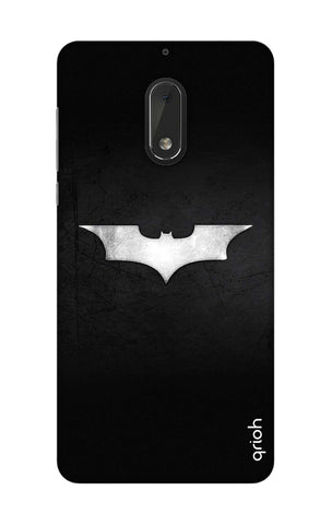 Grunge Dark Knight Nokia 6 Cases & Covers Online