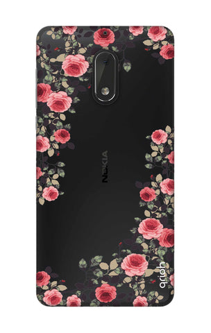 Floral French Nokia 6 Cases & Covers Online