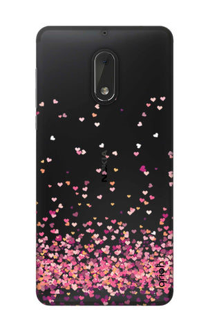 Cluster Of Hearts Nokia 6 Cases & Covers Online