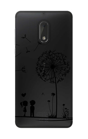 Lover 3D Nokia 6 Cases & Covers Online