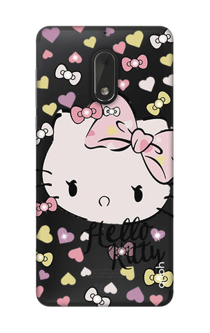 Bling Kitty Nokia 6 Cases & Covers Online