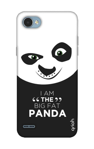 Big Fat Panda LG Q6 Cases & Covers Online