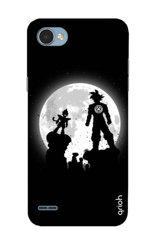Crazy Guy LG Q6 Cases & Covers Online