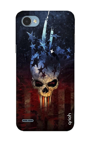 Star Skull LG Q6 Cases & Covers Online