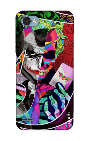 Color Pop Joker LG Q6 Cases & Covers Online